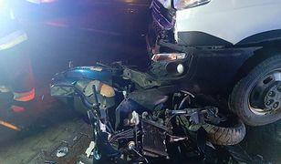 Tragiczny wypadek w Piaskach. Bracia walczą o życie
