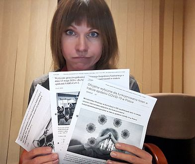 Koronawirus i obostrzenia. Mecenas Magdalena Wilk apeluje do policjantów, aby nie pisali już wniosków o ukaranie Polaków za łamanie obostrzeń