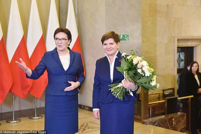Kolejnym premierem po Ewie Kopacz została Beata Szydło