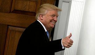 Trump zdradził plany na pierwsze 100 dni rządów