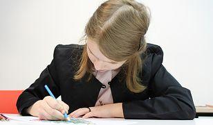 Klaudia oddała pracę na konkurs. Napisała, co myśli i musiała zmienić szkołę