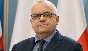 Wiceprezes PiS o słowach Morawskiego: atak na rząd