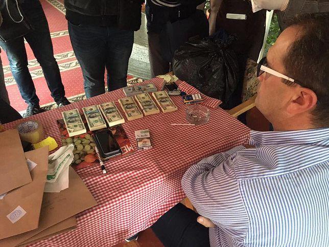 Obywatel Polski zatrzymany za łapówkę