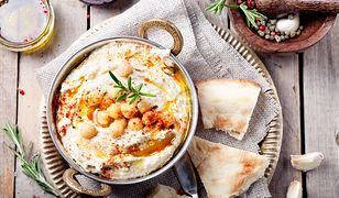 Hummus z dyni. Smaczny i zdrowy