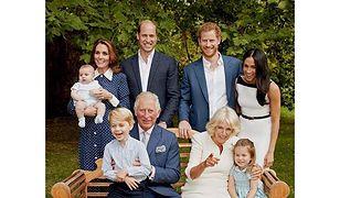 Rodzinne zdjęcie wywołało kontrowersje