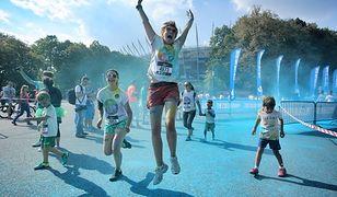 """The Color Run: kolejna, warszawska edycja """"najszczęśliwszego biegu na świecie"""" [GALERIA]"""