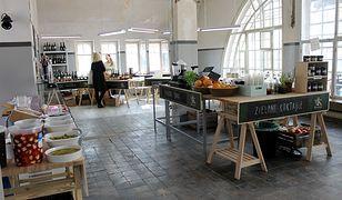 Nowy bazar i bistro w Hali Koszyki