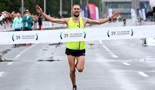 Jest zwycięzca Maratonu Warszawskiego. Na mecie Polak