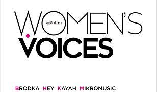 """""""Women's voices"""" - utwory kobiecych gwiazd polskiej sceny muzycznej na jednej płycie"""