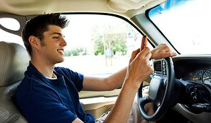 Została pozwana za pisanie SMS-ów do kierowcy