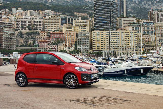 Volkswagen up! GTI to mały spadkobierca wielkiej hitstorii. Pierwsza jazda w Monako