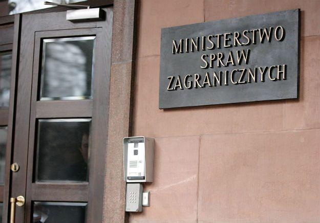 Zmiany personalne w MSZ: 30 ambasadorów wróci do kraju; nowi dyrektorzy i wicedyrektorzy