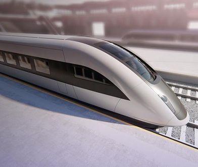 Wizualizacje pociągów jeżdżących do CPK przygotowała PESA