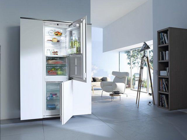 Nowe urządzenia chłodnicze do zabudowy Miele K 30.000