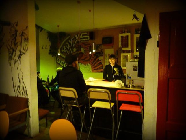 Nowe miejsca: Cafe Tygrys