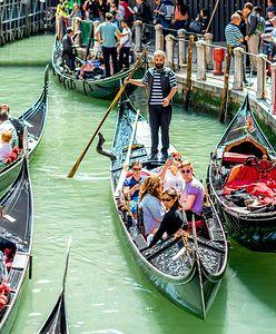 Największa atrakcja Wenecji będzie tańsza. Gondolierzy proponują składkowe przejażdżki