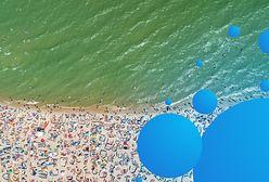"""Najlepiej WPolsce. Polskie plaże na Instagramie. """"Ludzie zarzucają nam, że kolorujemy wodę"""""""