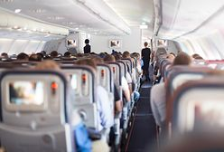 Stewardesa zaraziła się na pokładzie odrą. Zapadła w śpiączkę