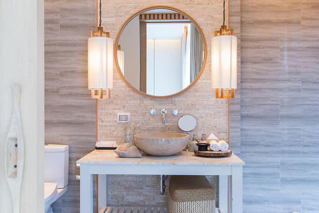 łazienka W Dobrym świetle O Czym Musisz Pamiętać Wybierając Lampy
