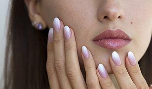 Manicure ombre to bardzo efektowna metoda stylizacji paznokci