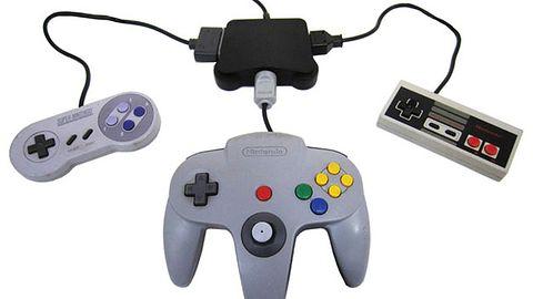 Virtual Console mniej virtual