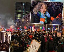 """Strajk Kobiet. Marta Lempart """"dostała gazem"""""""