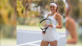 Gwiazda tenisa Nicole Gibbs opowiedziała, jak dentysta zdiagnozował u niej raka (WIDEO)