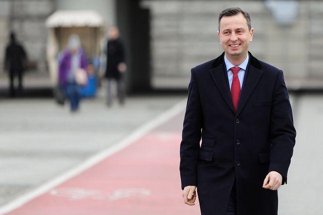 Władysław Kosiniak-Kamysz podczas kampanii prezydenckiej w Krakowie