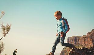 Gdy miał 11 lat, zakochał się w podróżowaniu