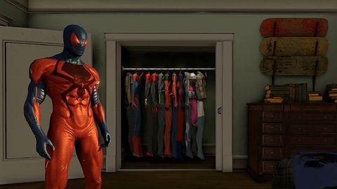 The Amazing Spider-Man 2 pozwoli na liczne przebieranki i skradanie się