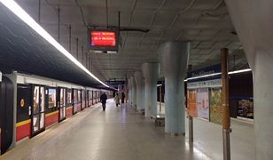 Metro z nowymi wyświetlaczami. Lepsza informacja