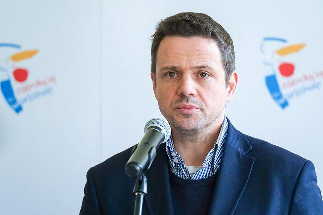 Warszawa. Zdaniem Trzaskowskiego rząd nie współpracuje z samorządami