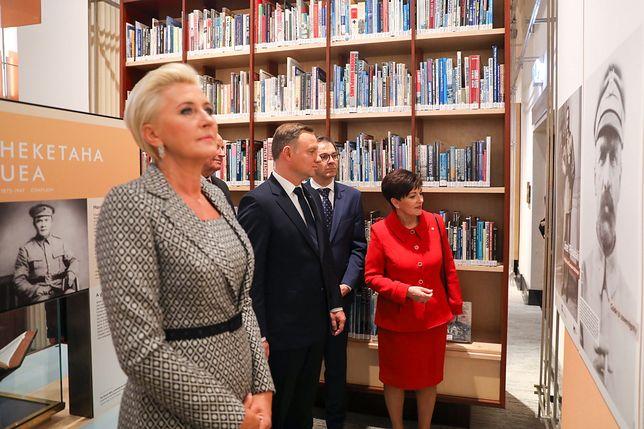 Para prezydencka przebywa z wizytą w Australii i Nowej Zelandii