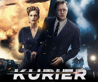 """""""Kurier"""" to film Władysława Pasikowskiego z 2019 roku"""