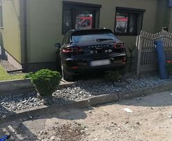Babcia parkowała luksusowym Porsche. Potrąciła 5-letnią wnuczkę