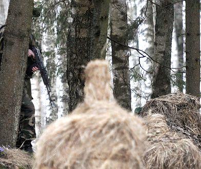 Rosyjski specnaz ćwiczy na Białorusi - poinformował resort obrony Rosji