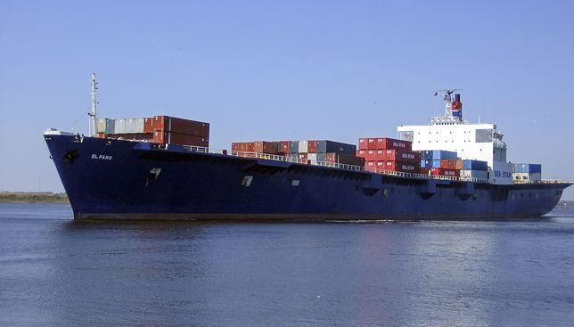 Zatonięcie kontenerowca El Faro. Opublikowano raport końcowy