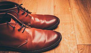 Eleganckie buty na zimę. Duża wytrzymałość i wysoki połysk