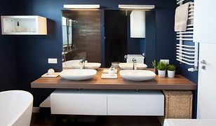 Łazienka poza standardem. Jeśli nie płytki na ściany w łazience, to co?