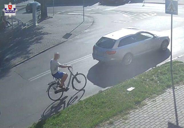Lubelskie. Policjanci z Łukowa zatrzymali 27-latka za kradzież roweru