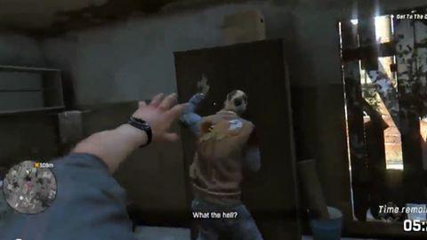 Czy można zabić zombie? Na nowym fragmencie rozgrywki Dying Light możemy obserwować liczne próby