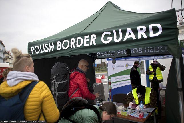 Koronawirus. Niemcy chcą ściślejszej kontroli na granicy z m.in. Polską. KE się to nie podoba