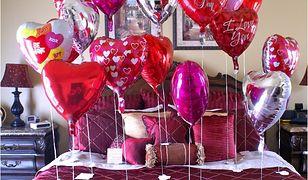 Wnętrza pełne miłości. Walentynkowe dekoracje