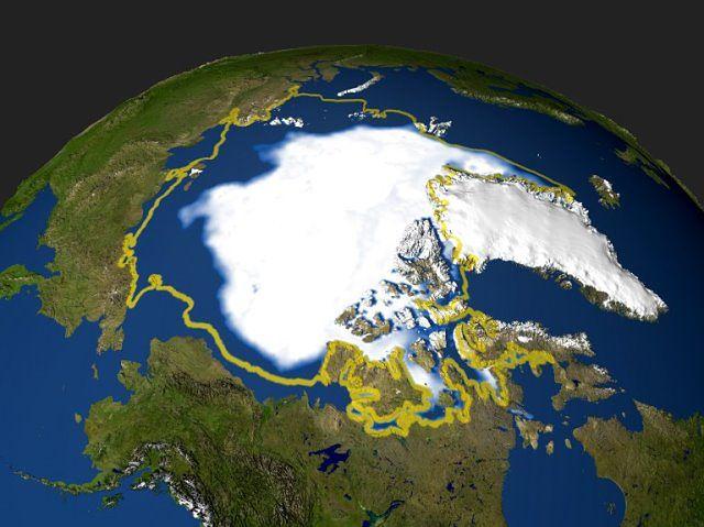 Ziemia u progu tragedii klimatycznej