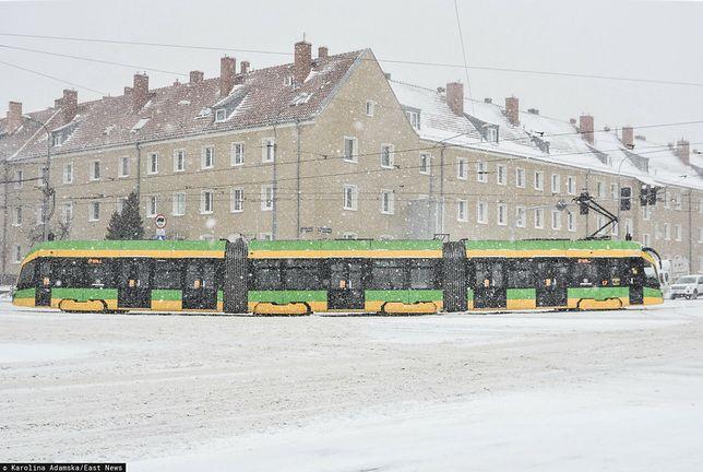 Poznań. Dwugodzinna przerwa w kursowaniu Poznańskiego Szybkiego Tramwaju (zdjęcie ilustracyje)