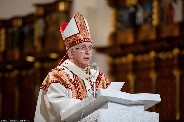 Wielki Post 2021. Arcybiskup Wacław Depo o małej liczbie księży