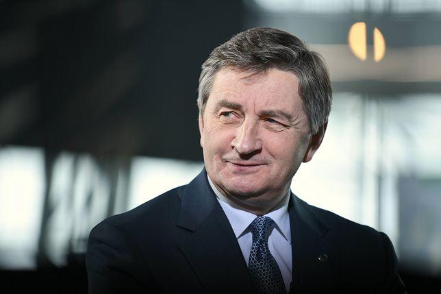 Marszałek Sejmu, Marek Kuchciński.
