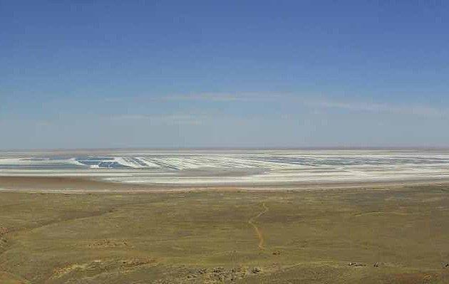 Największe europejskie solnisko