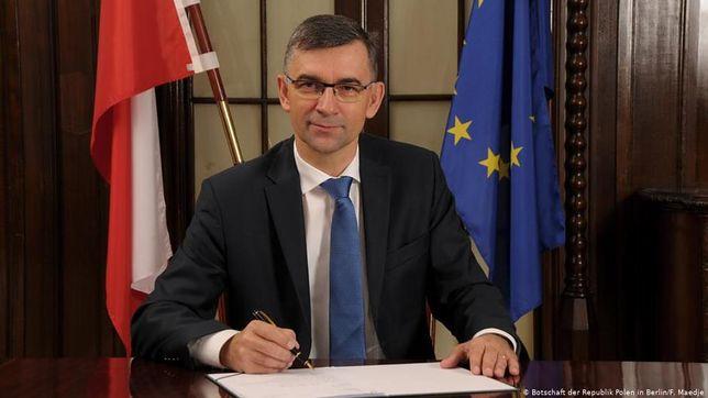 """Die Welt: Ambasador Przyłębski """"hardcorowym nacjonalistą"""""""