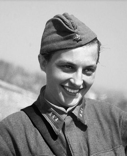 """Pawliczenko twierdziła, że do momentu upadku Odessy zabiła """"187 faszystów"""""""